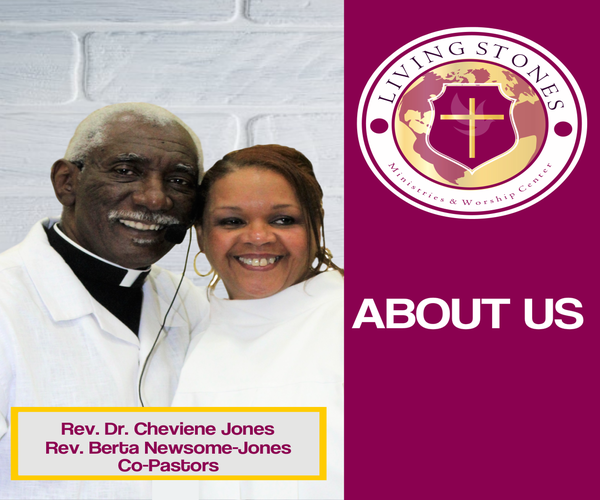 Rev. Dr. Cheviene and Berta Jones image