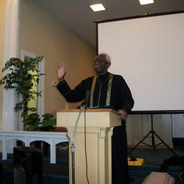 Rev. Dr. Cheviene Jones Living Stones Ministries