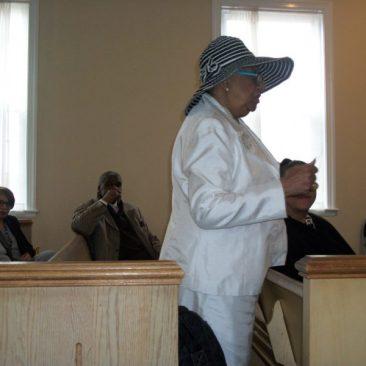 Living Stones Ministry church member